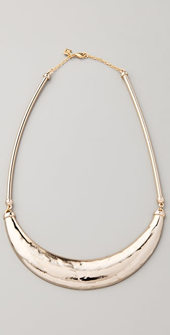 Belle Noel Molten Gold Signature Necklace