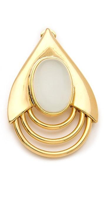 Belle Noel Large Teardrop Earrings