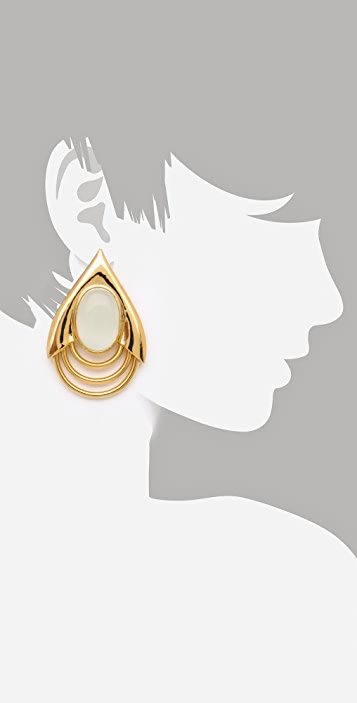 Belle Noel Large Teardrop Earrings