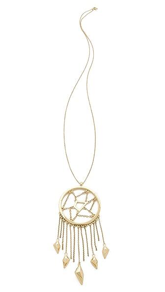 Belle Noel Dreamcatcher Necklace