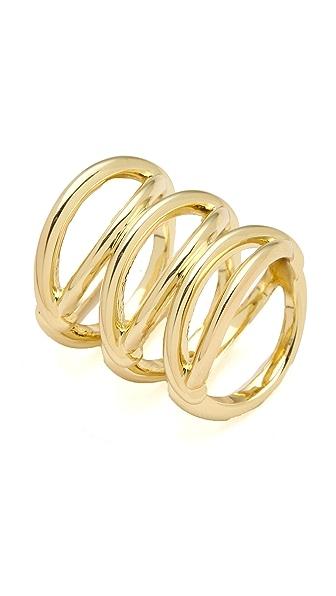 Belle Noel Corset Ring