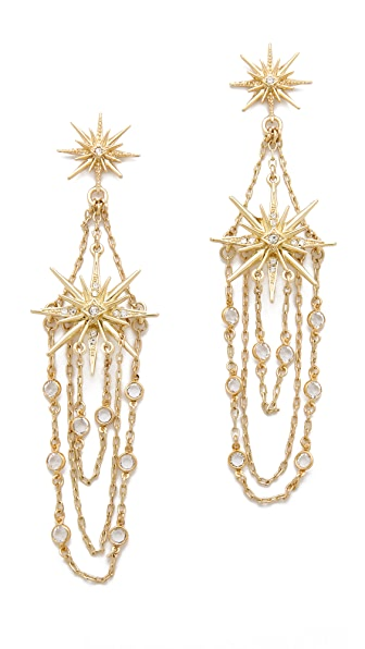 Belle Noel Vintage Glamour Earrings