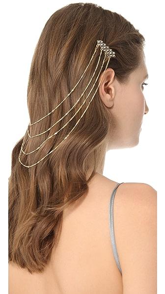 Belle Noel Vintage Glamour Hair Piece