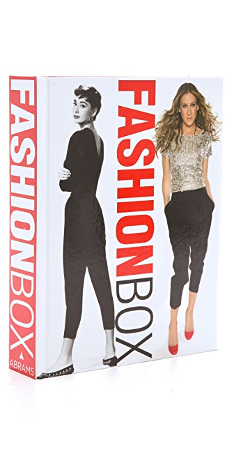 Books with Style Fashion Box by Antonio Mancinelli