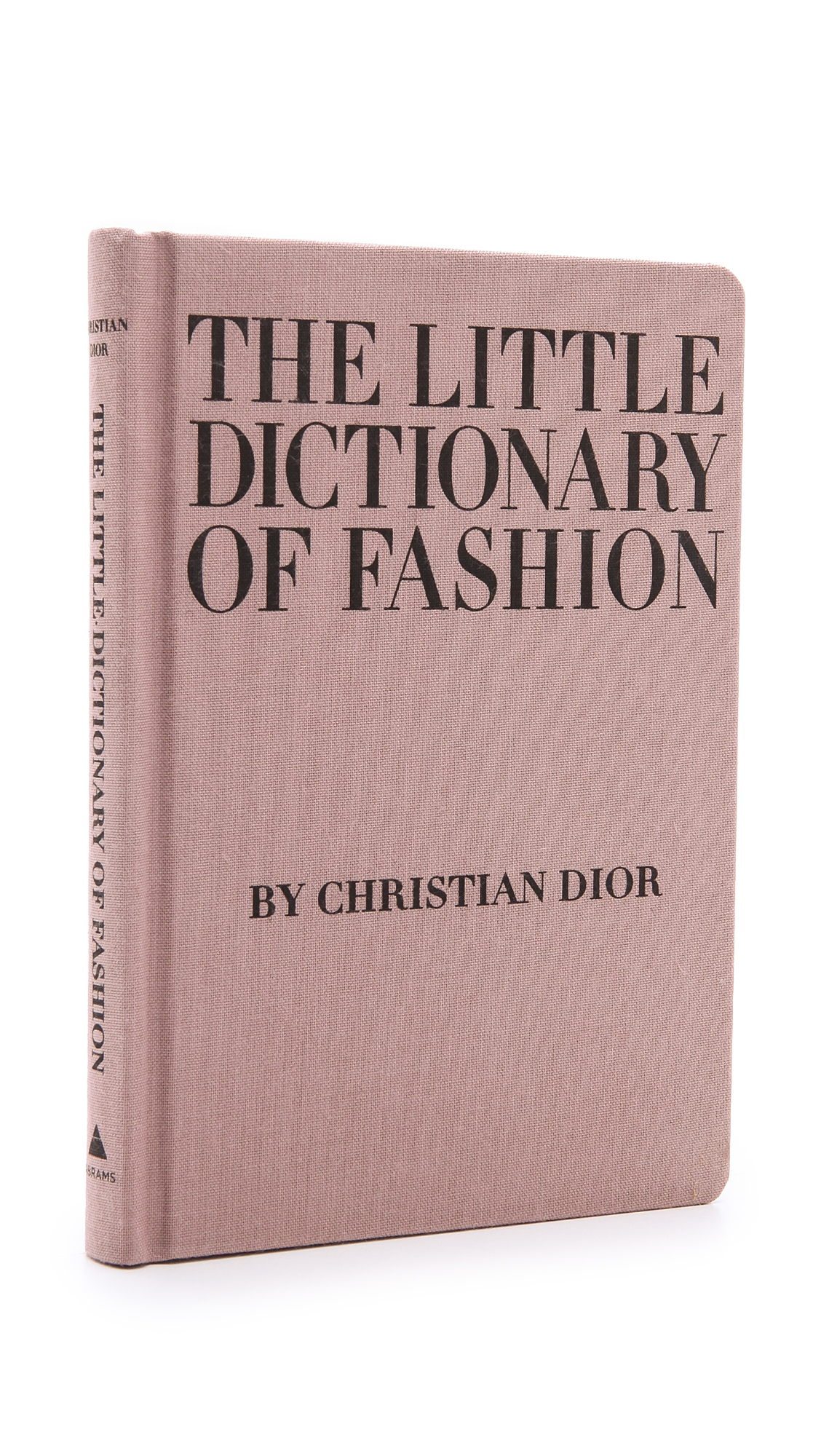 Books with Style The Little Dictionary Of Fashion - No Color