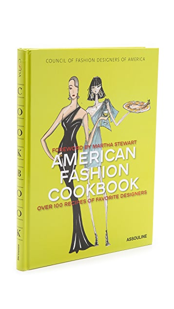 Books with Style American Fashion Cookbook