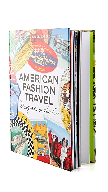 Books with Style American Fashion Travel