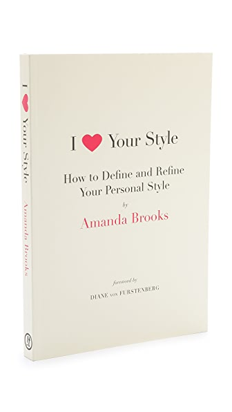 Books With Style I Love Your Style - No Color