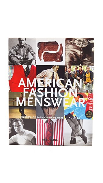 Books with Style American Fashion: Menswear