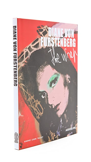 Books with Style Diane von Furstenberg: The Wrap