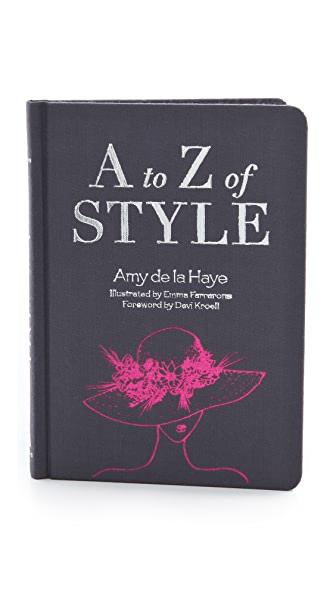 Books with Style A to Z of Style