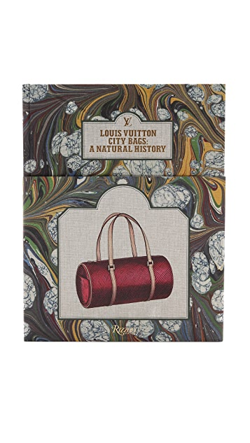 Books with Style Louis Vuitton: City Bags