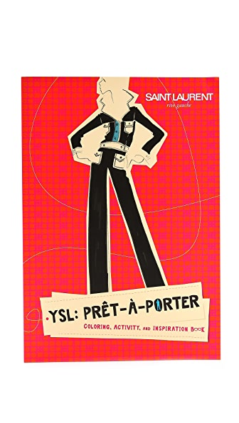 Books with Style YSL: Pret-a-Porter