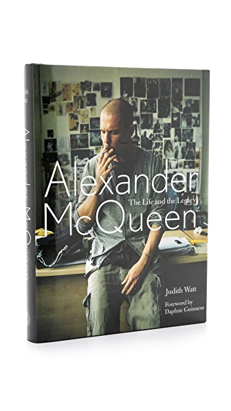 Books with Style Alexander McQueen: The Life & the Legacy (Hardcover)