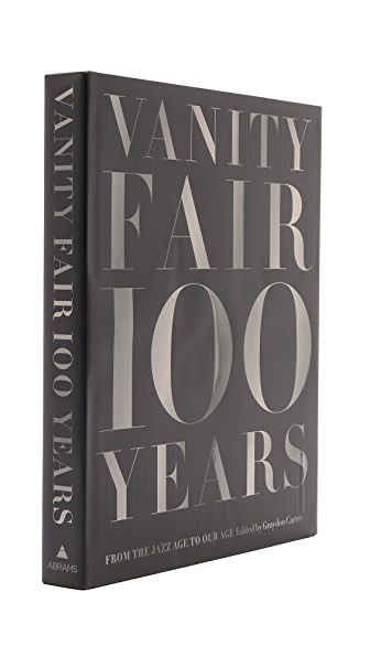 Books With Style Vanity Fair 100 Years - No Color