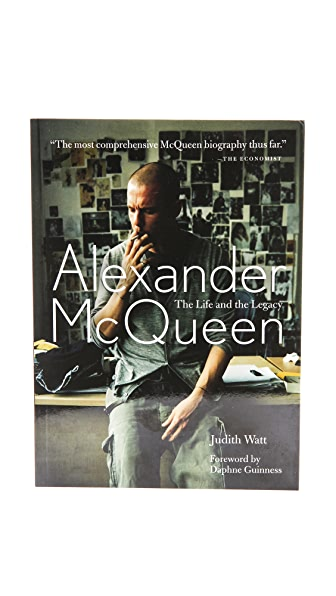 Books with Style Alexander McQueen: The Life & the Legacy (Paperback)