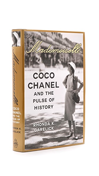 Books with Style Mademoiselle: Coco Chanel and the Pulse of History at Shopbop