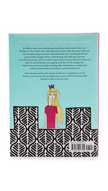 Books with Style Diane von Furstenberg and the Tale of the Empress's New Clothes