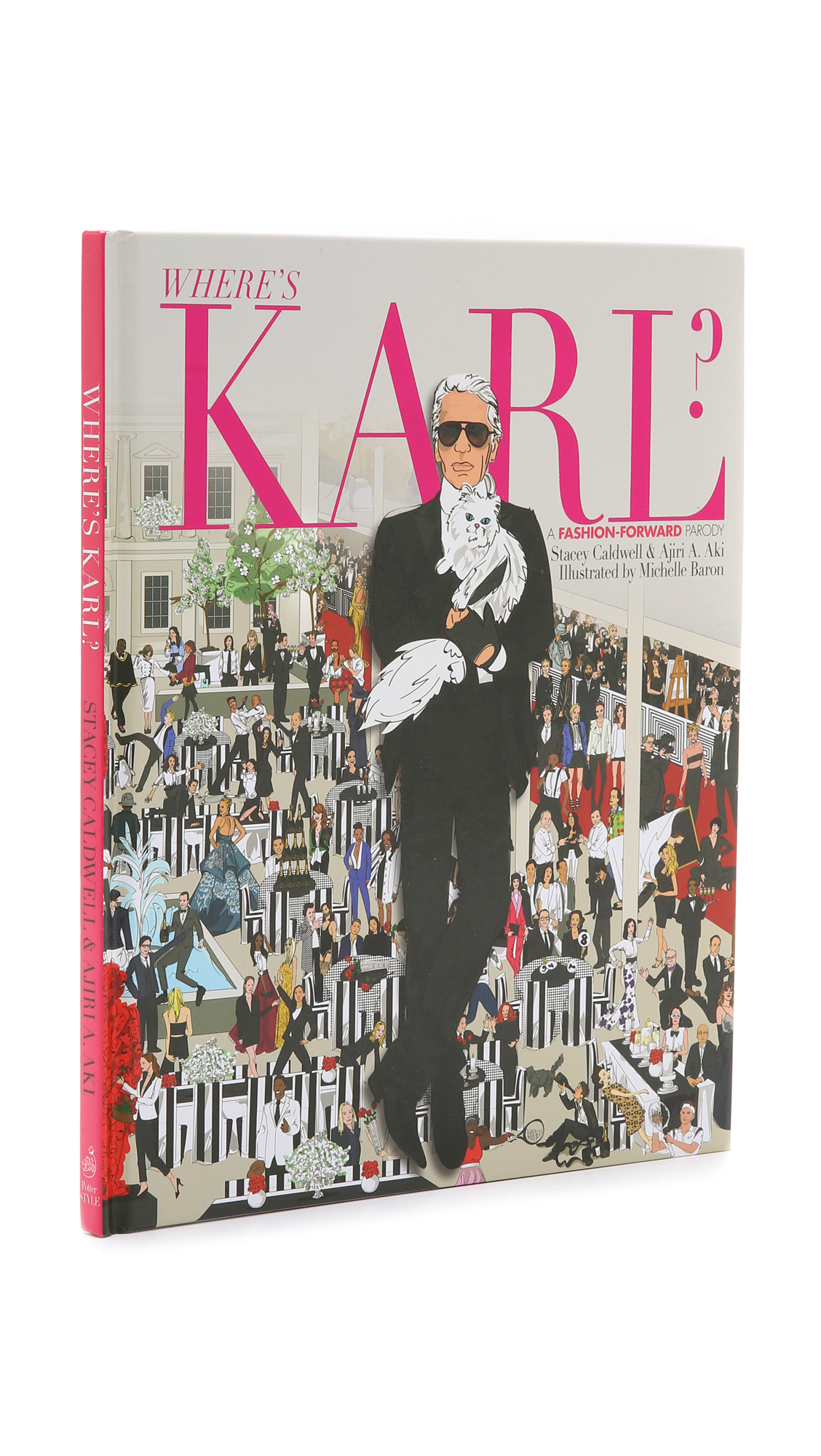 Books with Style Wheres Karl? - No Color