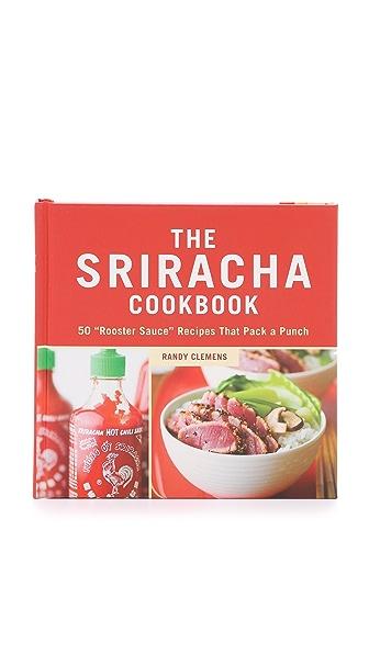 Books with Style The Sriracha Cookbook In No Color