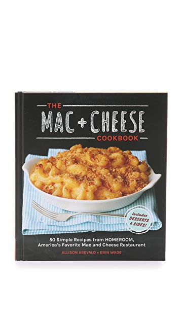 Books with Style The Mac + Cheese Cookbook