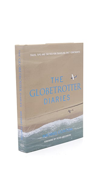 Books With Style The Globetrotter Diaries - No Color