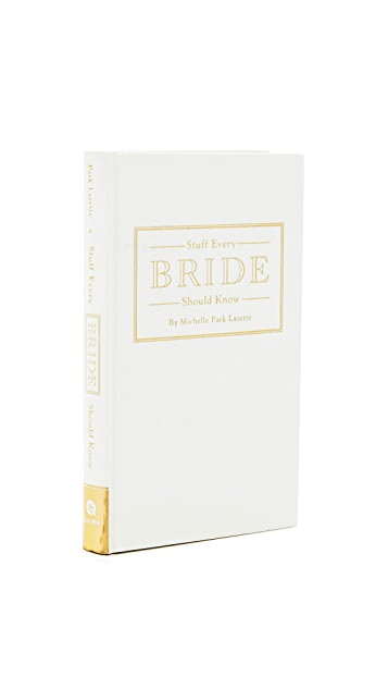 Books with Style Stuff Every Bride Should Know