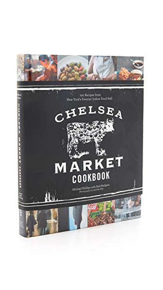 Books With Style Chelsea Market Cookbook - No Color