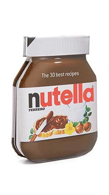 Books with Style The 30 Best Nutella Recipes