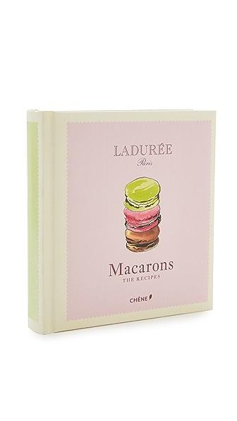 Books with Style Laduree Macarons