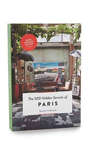 Books with Style 500 Hidden Secrets of Paris