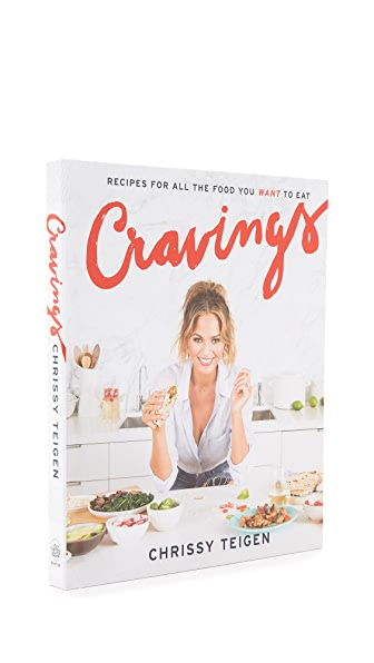 Books with Style Cravings by Chrissy Teigen at Shopbop