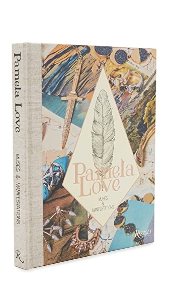 Books with Style Pamela Love: Muses and Manifestations at Shopbop