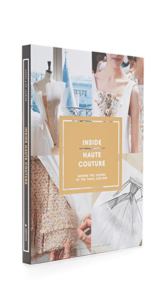 Books with Style Inside Haute Couture at Shopbop