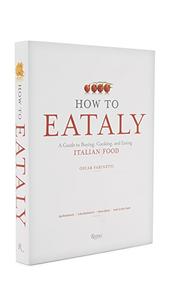 Books with Style How To Eataly In No Color