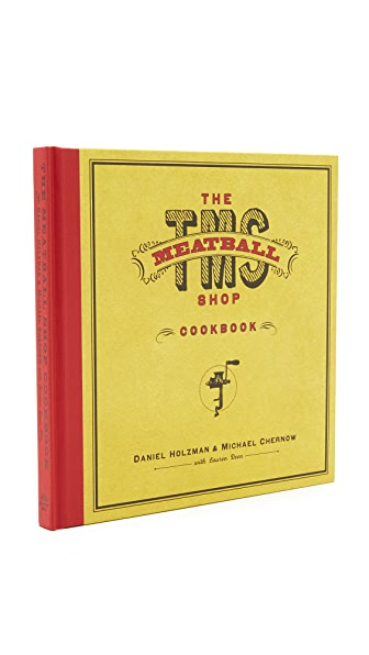 Books With Style The Meatball Shop Cookbook - No Color