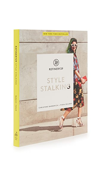 Books with Style Refinery29: Style Stalking - No Color