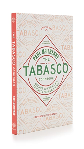Books with Style The Tabasco Cookbook - No Color