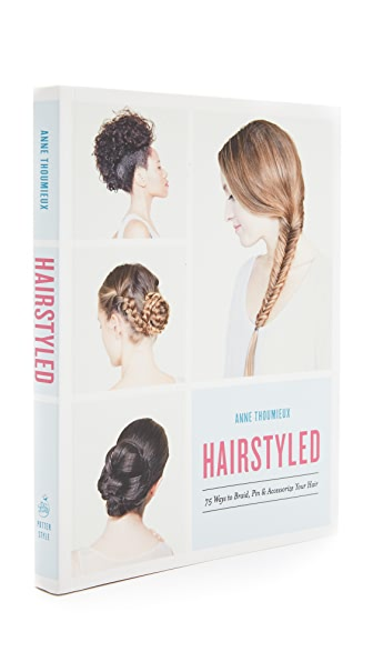 Books with Style Hairstyled - No Color