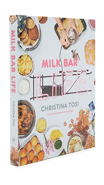 Books with Style Milk Bar Life
