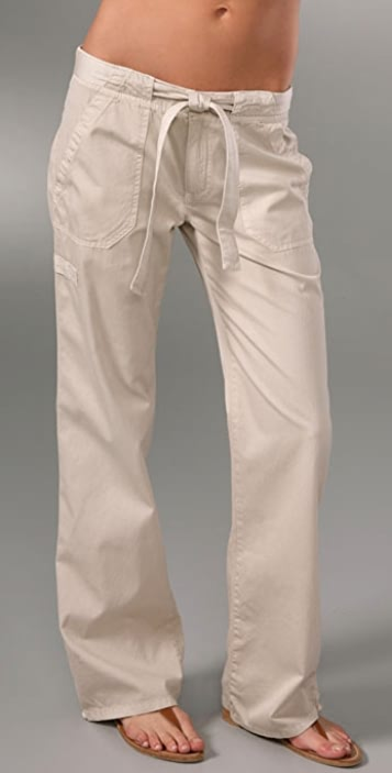 Bop Basics Full Length Sash Pant