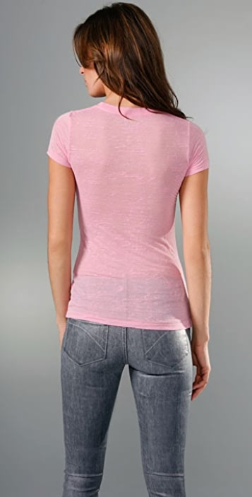Bop Basics Sophia Bush Breast Cancer Awareness Tee