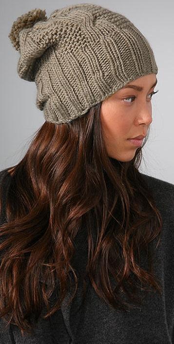 Bop Basics Thick Knit Cuff Hat