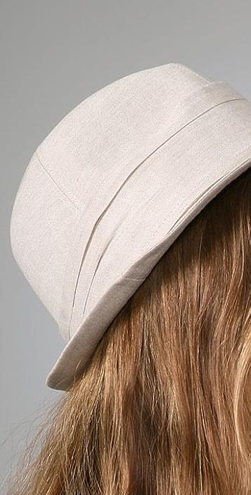 Bop Basics Linen Fedora