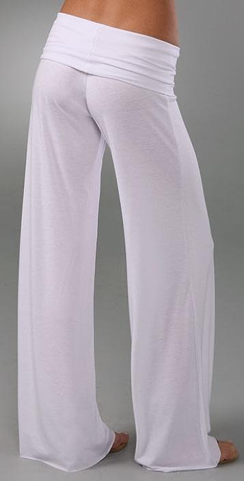 Bop Basics Fold Over Pants
