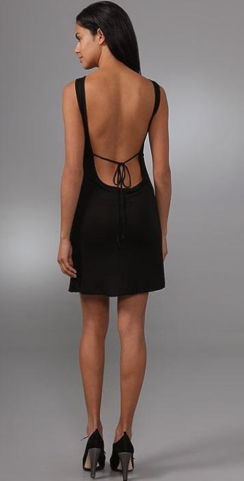 Bop Basics Keep Me for Bop Basics Open Back Dress