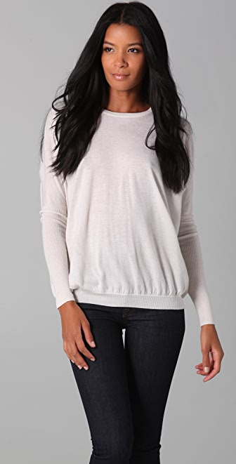 Bop Basics Cashmere Cocoon Sweater