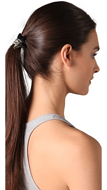 Bop Basics Solid Army Hair Tie Set