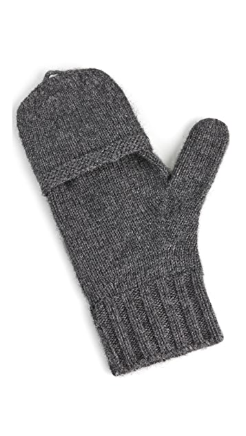 Bop Basics Pop Top Fingerless Gloves