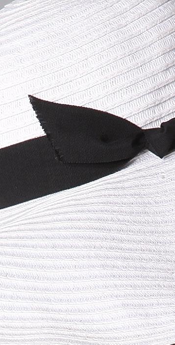 Bop Basics Oversize Toyo Braid Sunhat
